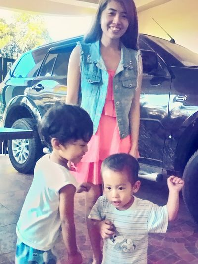 Family❤ Kids Being Kids Enjoying Life Hi!