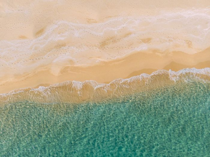 Aerial View Drone  EyEmNewHere DJI Mavic Air Dronephotography Dji Capture Tomorrow Full Frame Backgrounds No People Pattern Green Color Land Nature Textured  Water Day Close-up Outdoors Abstract Environment Beauty In Nature High Angle View Textile Scenics - Nature Creativity Textured Effect