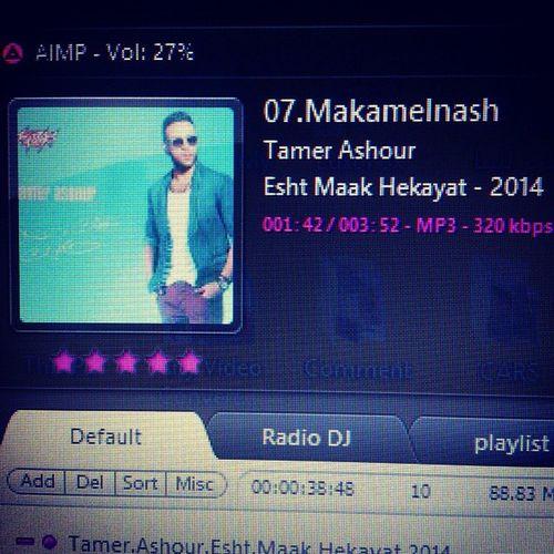 Tamer_ashur Makamelnash Music Love Tripoli Libya تامرعاشور مكملناش حب فراق طرابلس ليبيا