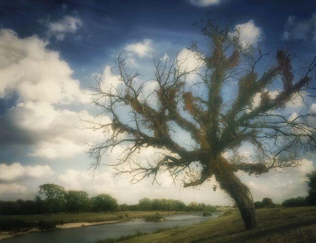 Arkansas River.