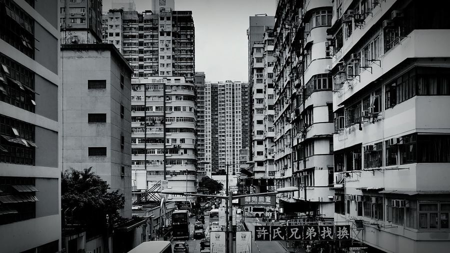 at Mong Kok.