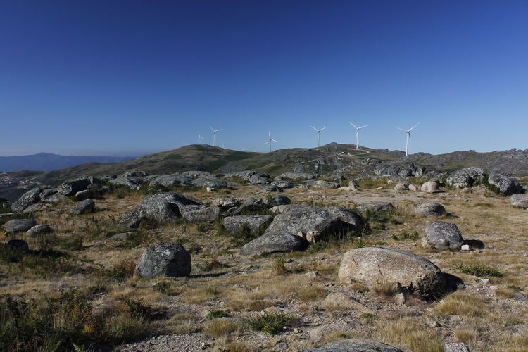 Enercon Energy Landscape Nature Portugal Wind Windturbine Windturbines