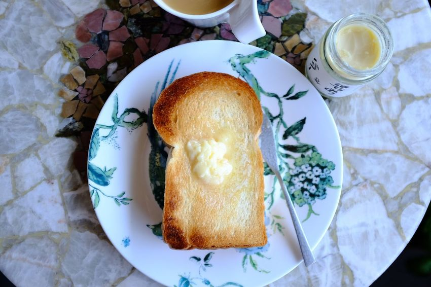 Showcase June Weekend Morning Bread & Butter Bread and Butter Breakfast Breakfast Time EyeEm Gallery Visual Feast