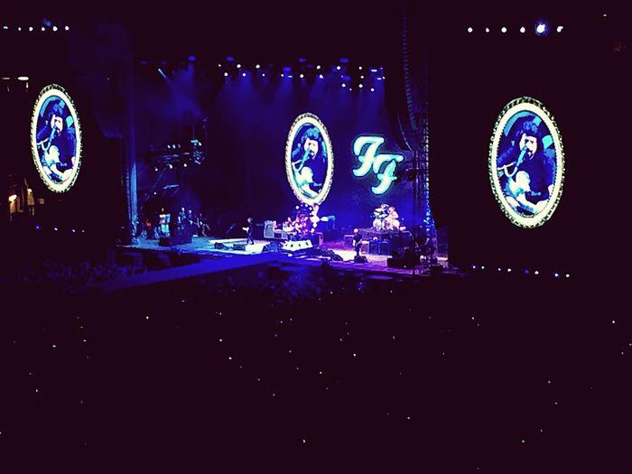Foo Fighters concert tonight! FooFighters Metsstadium First Eyeem Photo