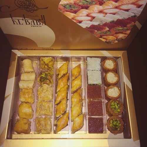 Yummy Yum Lebanese Baklava Baklawa 😋😋😋 🇱🇧🇱🇧🇱🇧 Al Baba_Sweets Sweets Sweet Food 😍😍😍 Middle East Liban Lebanon