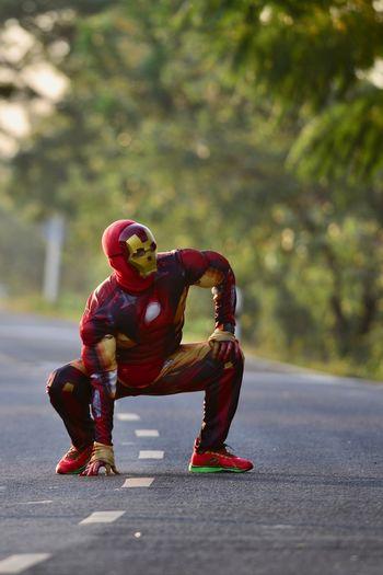 Surin half marathon 2019 nikon d610 af-s 300mm f4d ironman fancy Ironman 3 Iron Man Spiderman Marathon Marathonrunner Superheros To The Rescue Super Super Hero