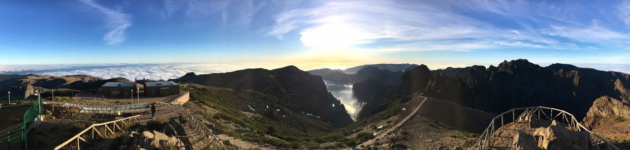 No Filter Top Of The World EyeEmBestPics Above The Clouds Escaping Travel Travel Photography Tranquility Peace And Quiet Snapseed IPhoneography EyeEm Best Shots Sunny Day February Panorama Panoramic Being A Tourist Tourists Hello World EyeEm Nature Photography Enjoying Life