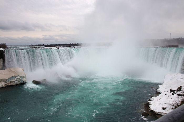 Water Waterfall Power In Nature Beauty Fog Blue Motion Long Exposure Environment Natural Landmark Falling Water