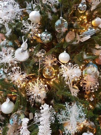 Full Frame Backgrounds No People Day Pattern Close-up Outdoors Nature Christmas Decoration Beauty In Nature Having A Good Time Take Photos Reflection Indoors  Christmas Decorations Intratuin