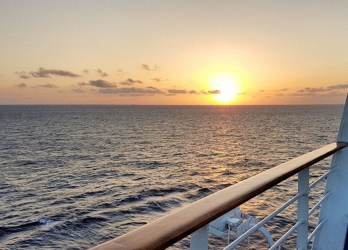Sunset Sea Sun Sky Nature Weather Landscape Beauty In Nature Water Sand Scenics Sunlight Backgrounds Vacations Outdoors Tranquility Cruise Ship Sunset_collection