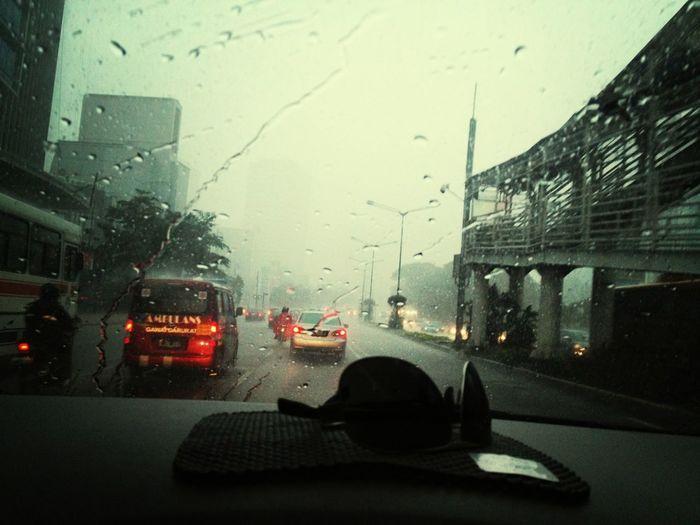 Xmas Rain