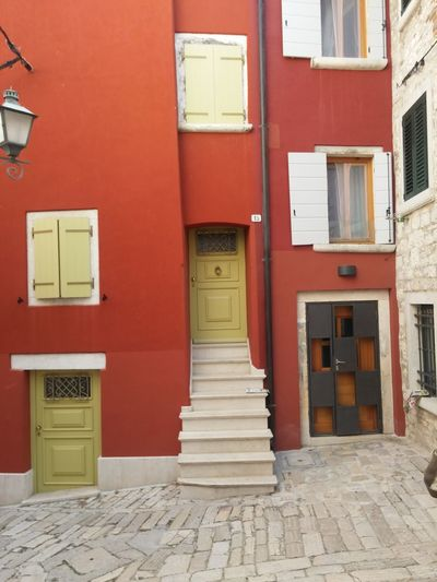Downtown Rovinj