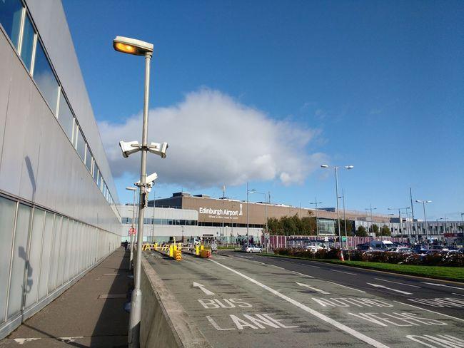 EyeEm Selects Edinburgh Airport