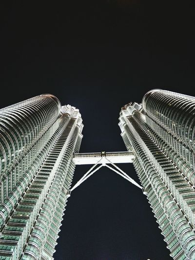 Showcase: January Klcc KLCC Twin Towers Prideofmalaysia Nightphotography Fine Art Photography