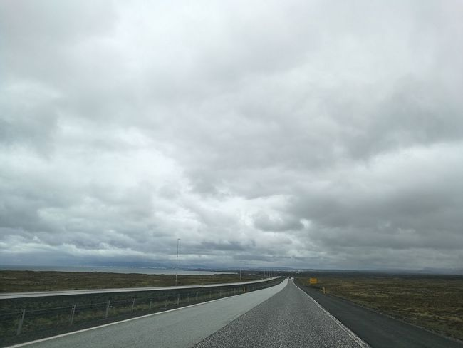 Höfuðborgarsvæðið Iceland Islandia Island Reikiavik Reyjavik Ring Road Road 1 Þjóðvegur 1
