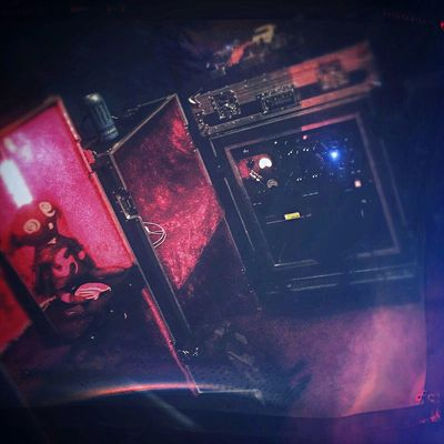 Bass station - Apsyndrome