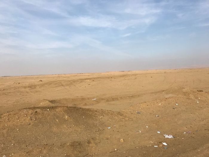 Landscape Sand Desert Beauty Desert Landscape Open Air Scenics Outdoors Outdoors Photograpghy  No People Day Beauty In Nature No Limits