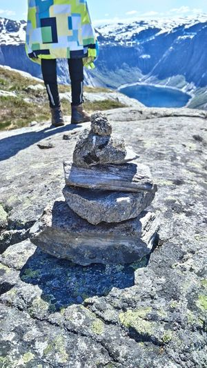 My Year My View Original Experiences Hikingadventures Trolltunga Norway Sleepingunderthestars Difficult Beautiful