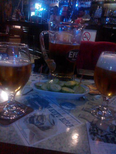 Drink Beer With My Friends Relaxing Rahatsizobjektif