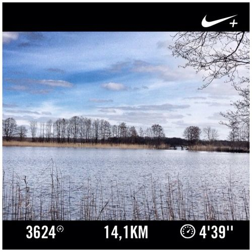 Zarrentin  Schaalsee Running Home Nikerunning