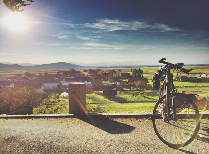 The EyeEm Facebook Cover Challenge Cycling Panorama