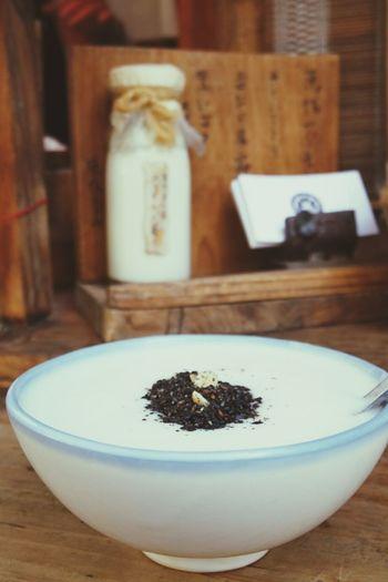 Tainan Almondmilk Food Vintage Streetfood