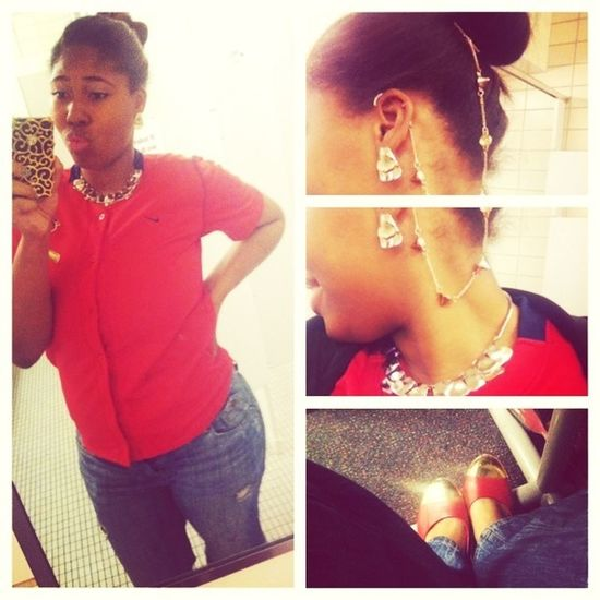 ; hair accessory!