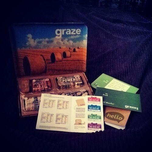 Mmmmmm grazing time x) Healthy Graze Food Sustain pack packaging branding