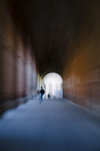 Correre Effect Effetto Light Luce Motion Movement Movimento Run Run Away Scappare Speed Tunnel Velocità Long Goodbye Resist Break The Mold The Street Photographer - 2017 EyeEm Awards Stories From The City