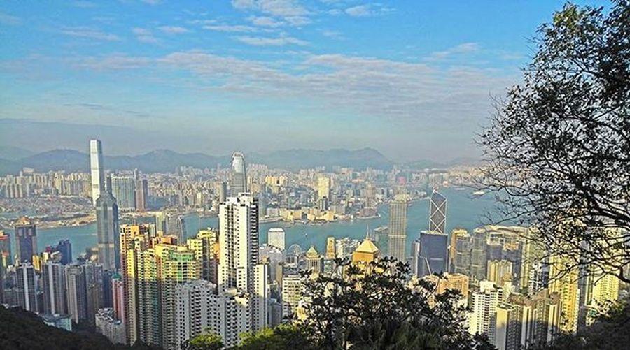 Thepeak HongKong Mycity Ilovehongkong Hk China