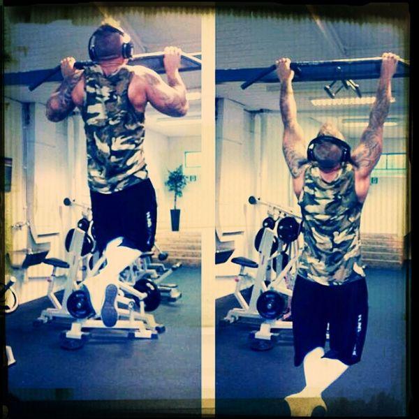 Pull Ups Workout Fitness Flagnorfail