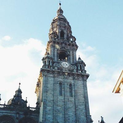 78/365 | The architecture in SPAIN is beautiful. ElCaminoDeSantiago Travel 365grateful
