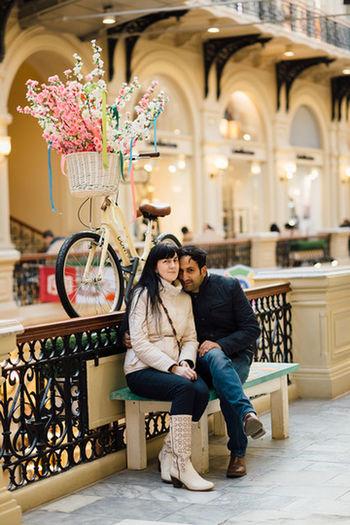 Two People People My Love Moscow Moscow City ГУМ гуляем Россия Russia романтика вместепросточудо вместетеплее счастливые счастье🔥💏❤️