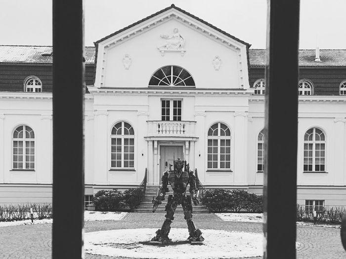 Wir Sind Die Roboter Black & White Streetphotography EyeEm Best Shots Black And White Blackandwhite EyeEm Best Shots - Black + White