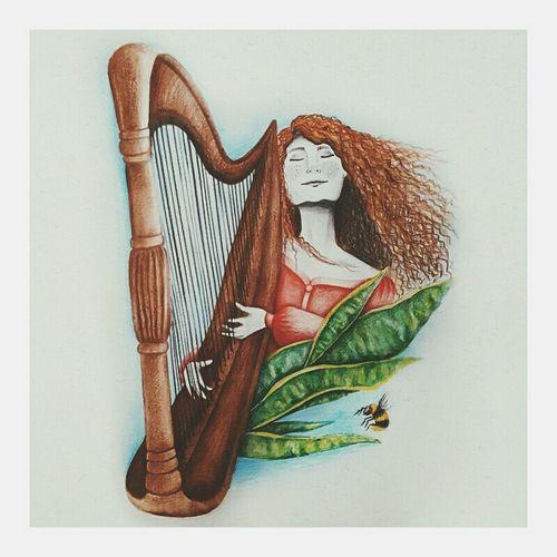 Illustration Illustratedbyneginbehbodi Illustrated Illustrations