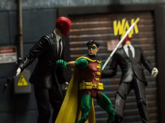 Robin Action Figures Toycommunity Toys Toy Photography Toyphotography Toygroup_alliance Toysaremydrug Batman ACBA