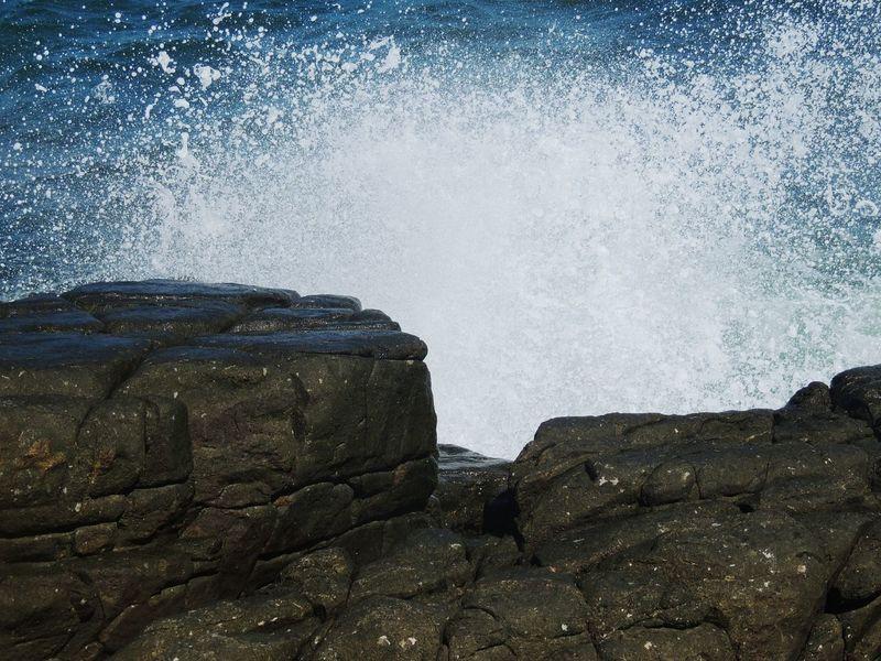 Waves And Rocks Waves Splashing Wavescrashing Waves Breaking On Rocks Waves Crashing On Rocks Rocks And Water White Splash Water Splash Right Timing Capture The Moment
