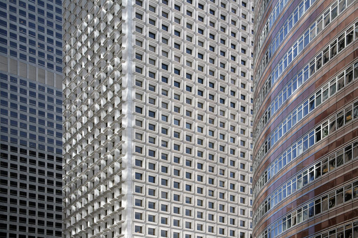 architecture of New York I Architecture Architecture_collection Convergence Glass Lines New York City Reflections Relaxing Straight Lines New York Architecture 3 Nextdoorneighbour Tetris tight fit Tight Fit Waffle