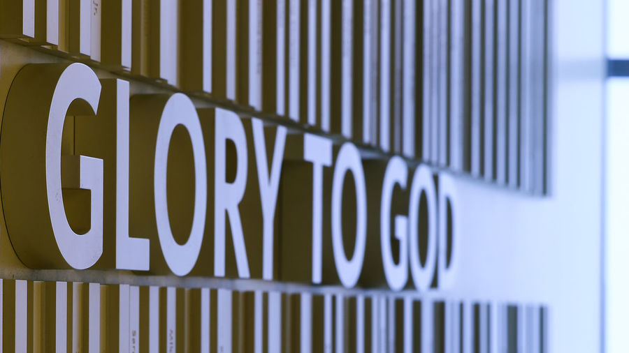 Close-up Day Glory Glory To God  No People Outdoors Side Light Text