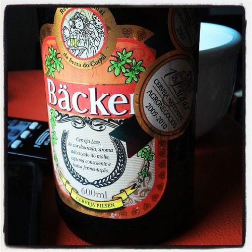 Recomendo Backer Beer Birra 3lobos Bh mg serradocurral
