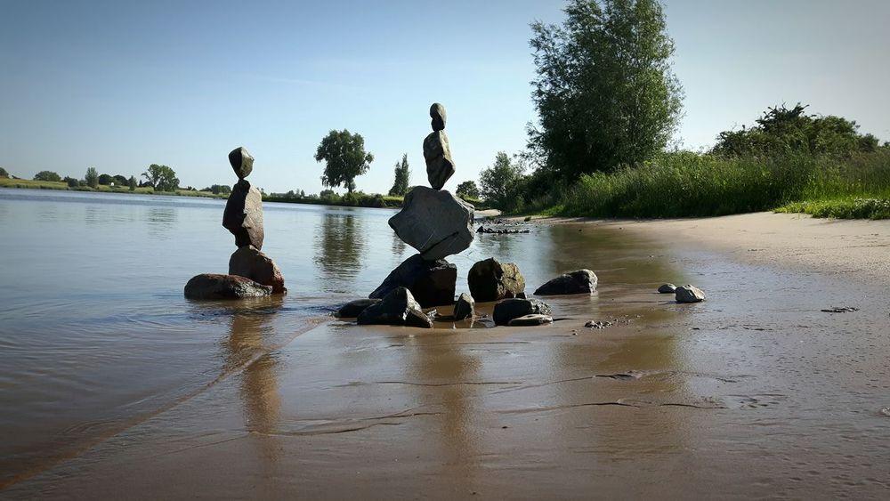 My Year My View My Artwork Rock Balance Rock Balancing
