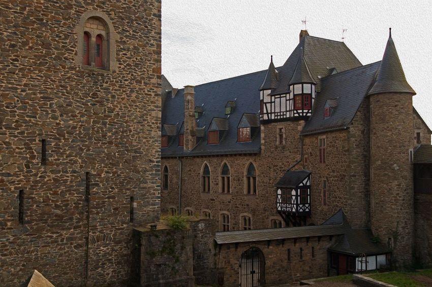 Castle Burg Schloss Schloß Burg - Solingen Mittelalter