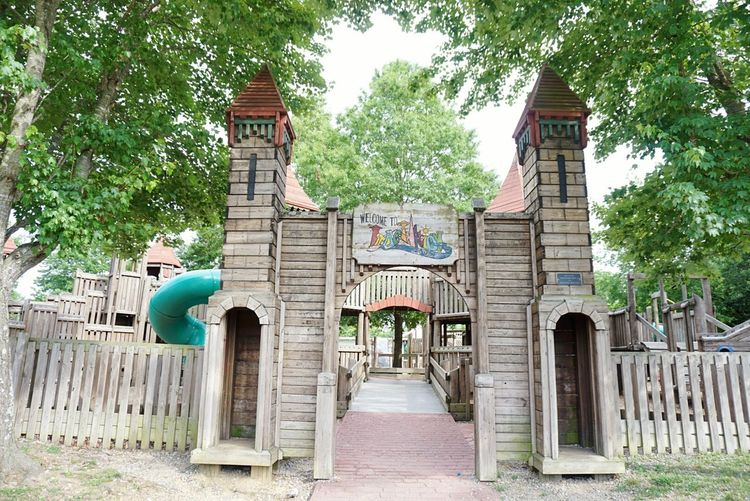 The Imagination Station At The Park
