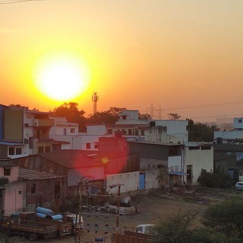 Instapic Instasexy Sunset Sun Tada Evening Awsm Nofilters 😊 👌☀⛅HDR