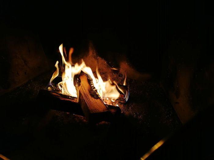 Firework Flames