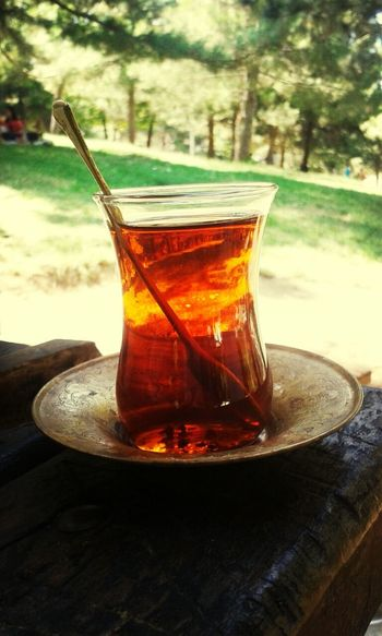 Tea Time Tea Taking Photos