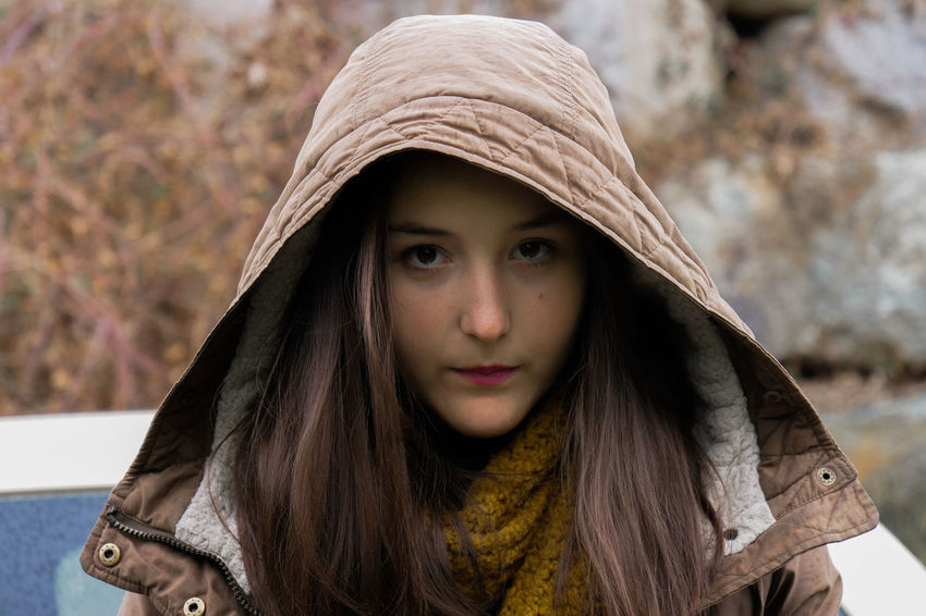 love portrait #woman #womanportrait #spring #Dark #Mountain #gh5 #panasonic #photography #Nature  #beautiful #travel #Sunday EyeEm Selects Warm Clothing Portrait Cold Temperature Winter Looking At Camera Headshot Scarf Front View Child Hood - Clothing