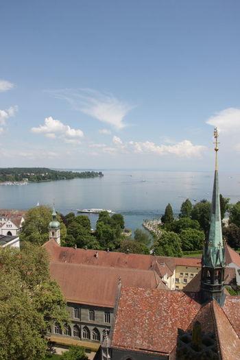 Boat Bodensee Constance Deutschland Germany Konstanz Lake Tourism Trip Water