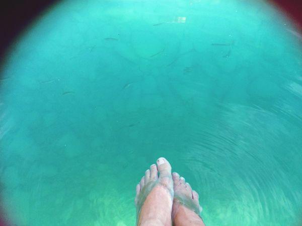 Barefoot First Eyeem Photo
