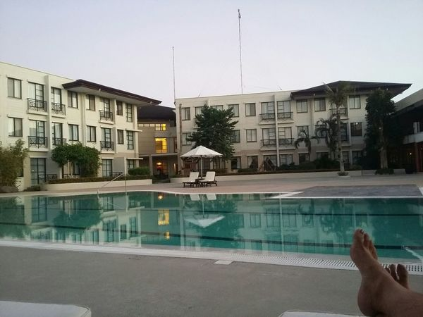 Laid back. Pool looks tempting. I want to swim! :) Relaxing Enjoying Life Simplejoysoflife The Places I've Been Today Fromwhereistand